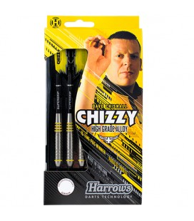 HARROWS Chizzy Brass. 18gR SOFTIP DARTS