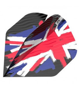 Ailettes TARGET Great Britain Flag standard No2