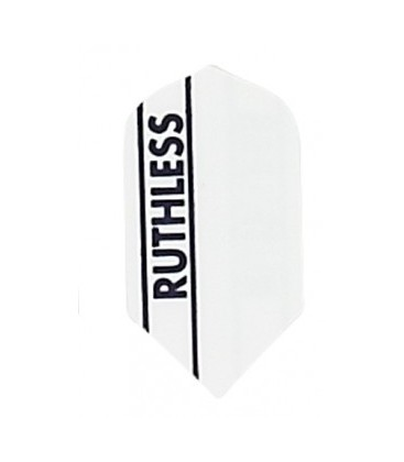 RUTHLESS FLIGHTS Slim Weiß