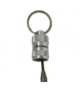 Harrows Sharpener Keyring