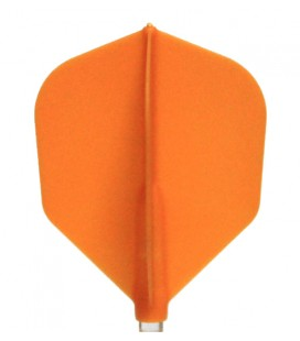 FIT FLIGHT Shape naranja. 6 Uds.