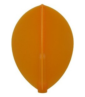FIT FLIGHT Teardrop Orange. 6 Uds.