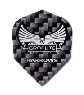 Ailettes HARROWS GRAFLITE Standard