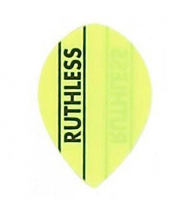 RUTHLESS FLIGHTS Pear Gelb Fluor