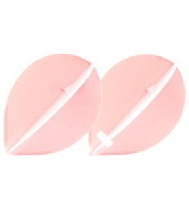 L-FLIGHT Teardrop pink