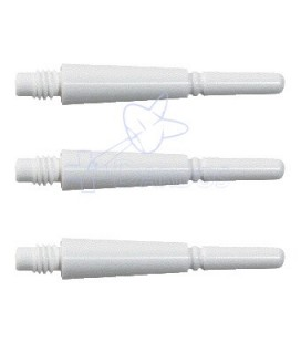 FIT SHAFT GEAR Spinning 18mm Blanc