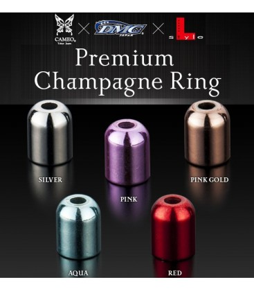 CHAMPAGNE RINGS PREMIUM SILBER