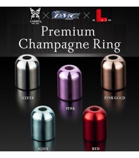 CHAMPAGNE RINGS PREMIUM GOLD