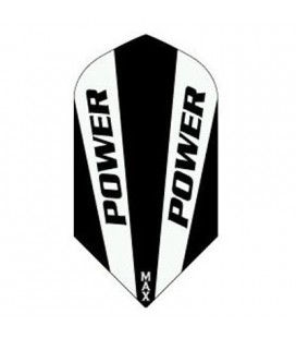 POWER MAX 150 FLIGHTS Slim Schwarz