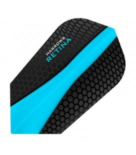 HARROWS RETINA Slim Blau