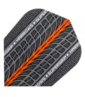 AILETTES HARROWS SUPERGRIP Standard Orange