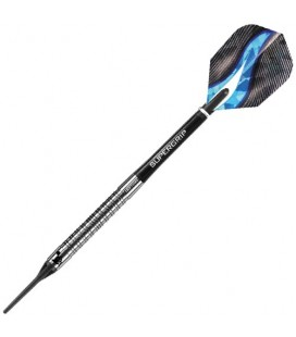HARROWS SUPERGRIP. 18grs SOFTIP DARTS