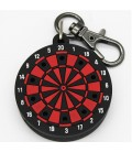 TIP HOLDER TRINIDAD Dartboard Rot