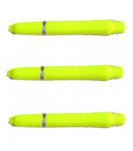 TIGE NYLON PLUS JAUNE FLUORESCENT S
