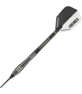 Softdarts HARROWS I.C.E. TITANIUM BLACK Polar. 18grs