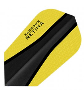 HARROWS RETINA SLIM YELLOW-BLACK