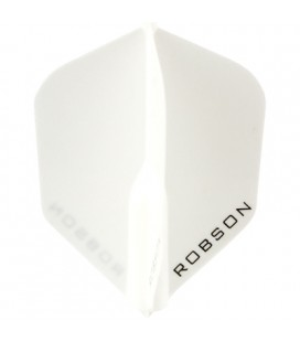ROBSON PLUS FLIGHT Shape Blanc