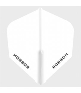 ROBSON PLUS FLIGHT Standard Blanc