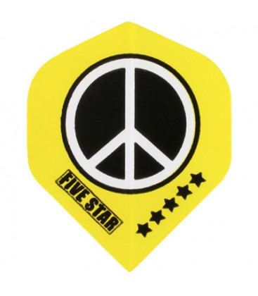 AILETTES BULLS FIVE STAR Standard Peace