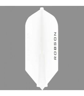 ROBSON PLUS FLIGHT Slim Blanc