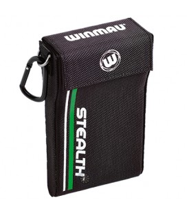 DART CASE WINMAU STEALTH green