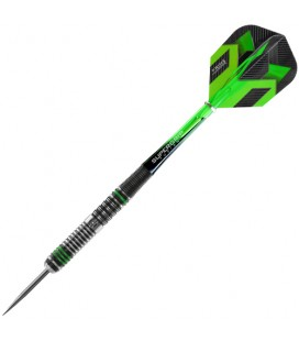 STEEL DARTS HARROWS VERIDIAN 90% 22gR
