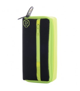 DART CASE MINI DARTBOX One80 yellow