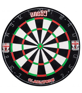 STEEL DARTBOARD ONE80 GLADIATOR 3