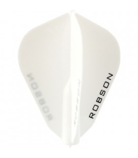 ROBSON PLUS FLIGHT Fantail white
