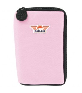 DART CASE BULL'S THE PAK Pink