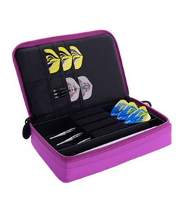 DART CASE DARTBOX One80 purple