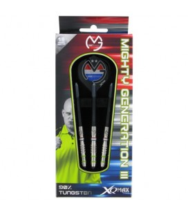DARDOS XQ-MAX MVG Mighty Generation 3 90% . 18grs