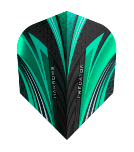 HARROWS Predator FLIGHTS Aqua Standard