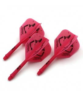 CUESOUL AK5 Shape Flights Girl Pink