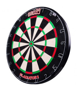 STEEL DARTBOARD ONE80 GLADIATOR 2