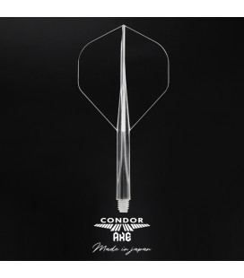 CONDOR AXE FLIGHTS Standard medianen transparent