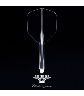 CONDOR AXE Integrated Flight shape clear large