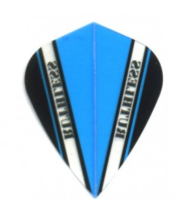 RUTHLESS FLIGHTS KITE BLAU