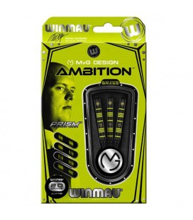 SOFTIP DARTS WINMAU MvG AMBITION. 20gr