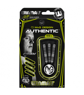 WINMAU MvG Authentic Darts 85%. 24grs.