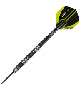 WINMAU MvG Authentic Steeldarts 85%. 24grs.
