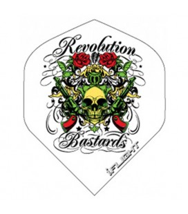 RUTHLESS STANDARD FLIGHTS Skull Revolution
