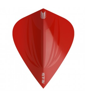 Ailettes TARGET PRO ULTRA Kite Rouge