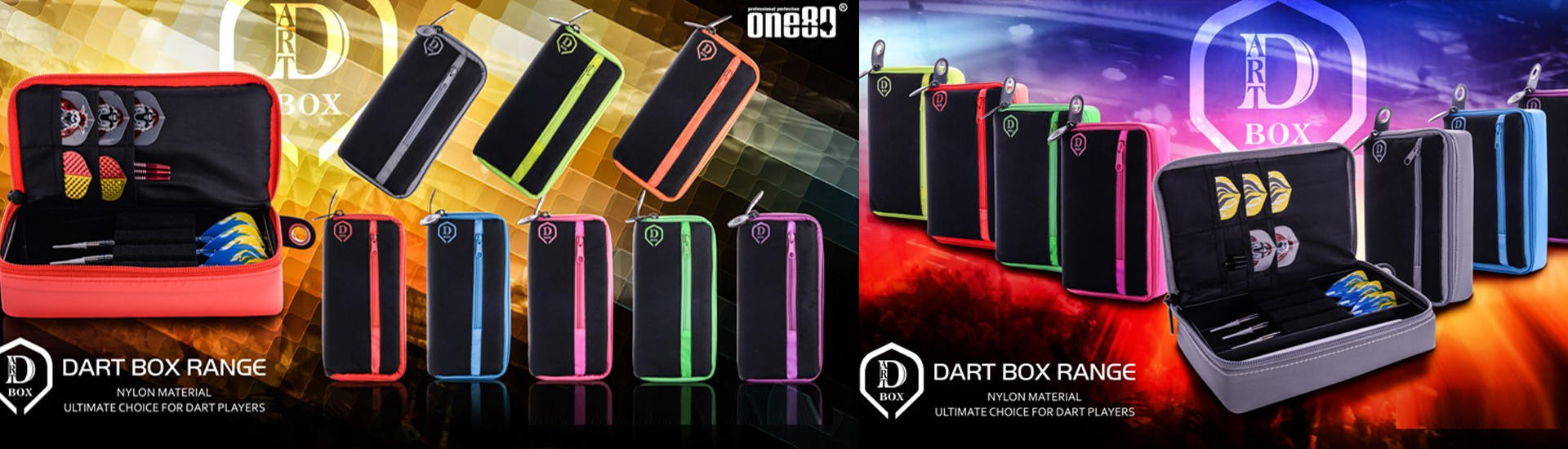 one80 dart case